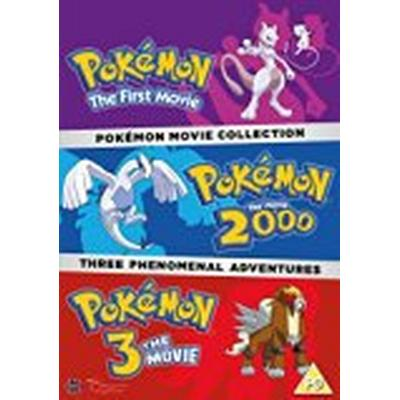 Pokemon Movie 1-3 Collection [DVD]